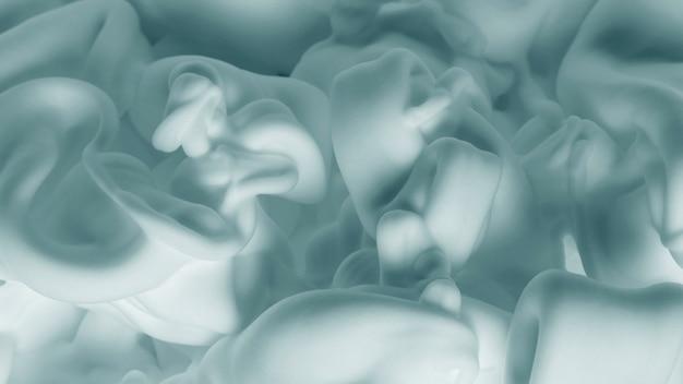 Mousse blanche crème abstraite