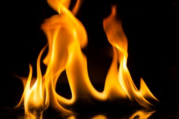 Mouvement du feu