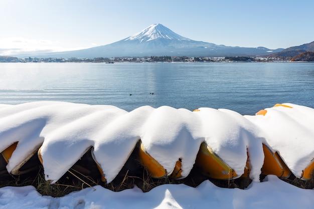 Mt. montagne fuji