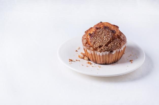 Muffin au sucre fait maison