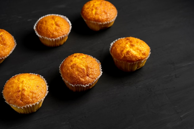 Muffins appétissants