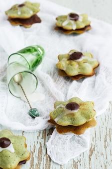 Muffins au thé