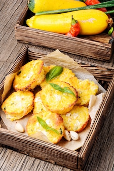 Muffins d'automne à la courgette