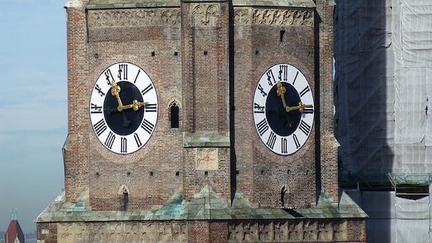 Munich dom capitale de l'etat frauenkirche bavière