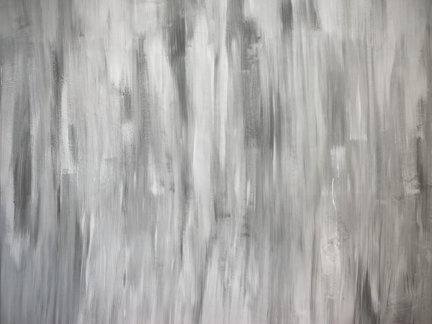 Mur abstrait gris et blanc. peindre sur le mur