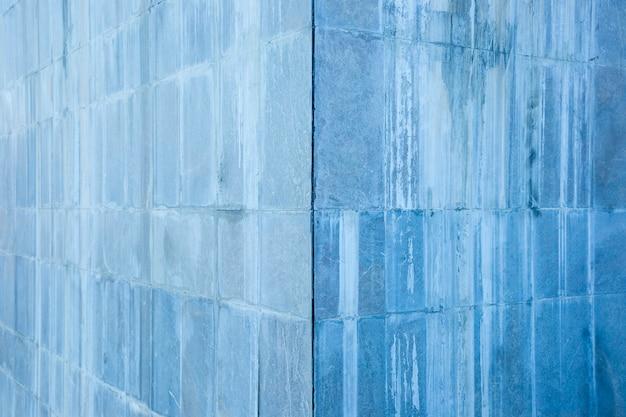 Mur d'angle