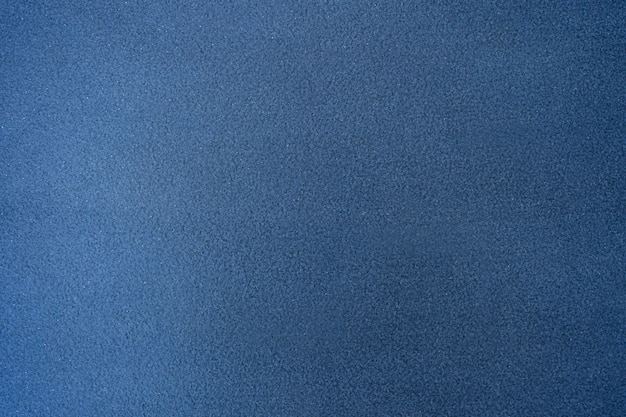 Mur de béton bleu couleur blanche pour fond de texture