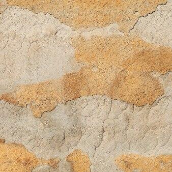 Mur de béton fissuré