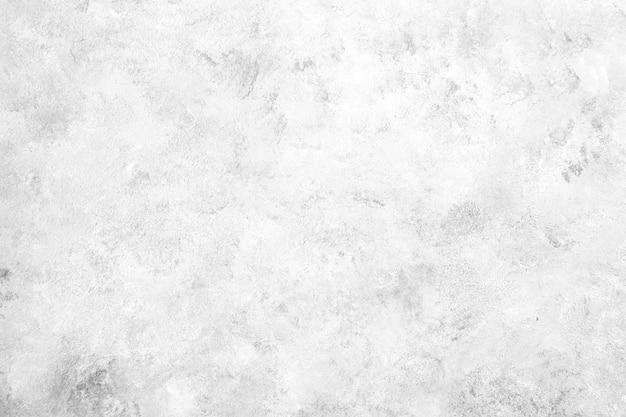 Mur de béton grunge de couleur blanche et grise pour fond vintage de texture