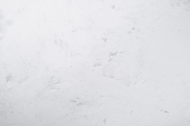 Mur de béton pur blanc avec texture naturelle, fond de mur ou de sol