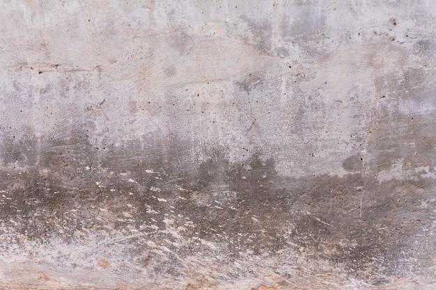 Mur en béton avec des taches