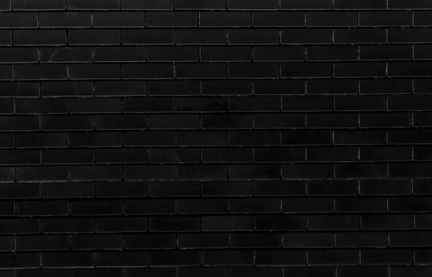 Mur de béton de texture noir pour le fond