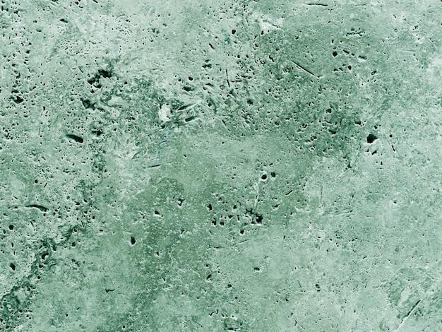 Mur de béton texturé vert