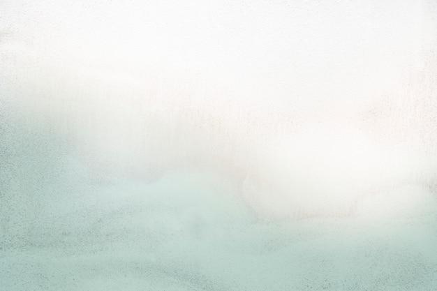 Mur de béton vert