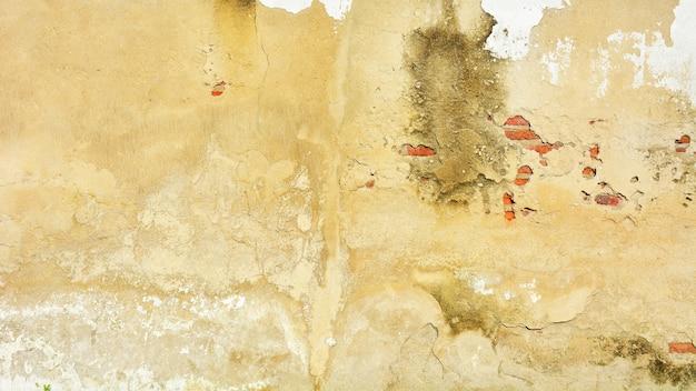 Mur de béton vintage