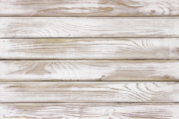 Mur en bois blanc vieux vintage à l'aide de fond classique