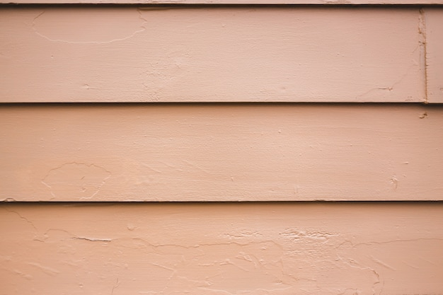 Mur en bois marron