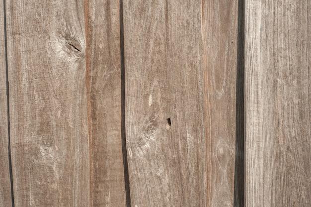 Mur en bois pour texte et arrière-plan