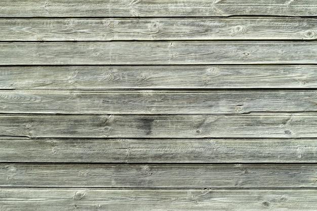 Mur en bois d'une vieille maison