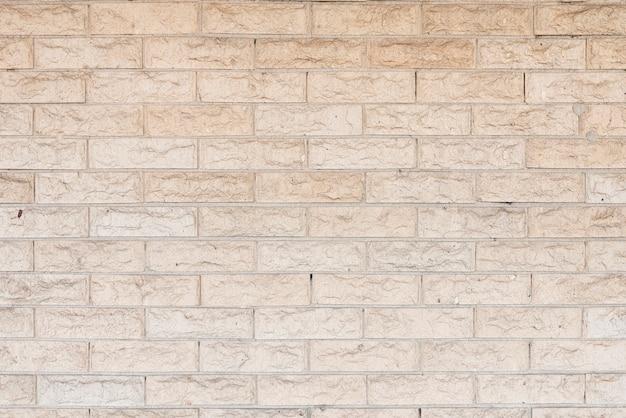 Mur de brique abstrait