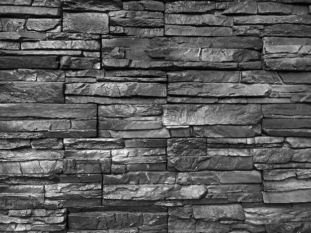 Mur de brique en pierre moderne desigh avec fond