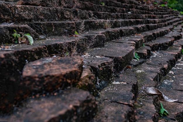 Mur de briques anciennes