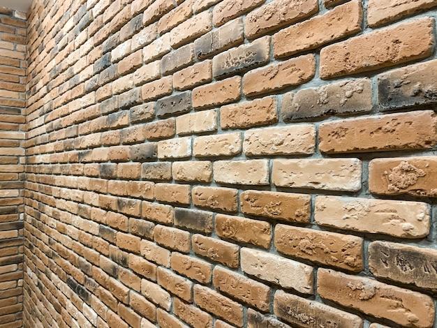 Mur de briques à l'extérieur