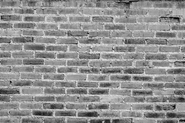 Mur de briques grunge