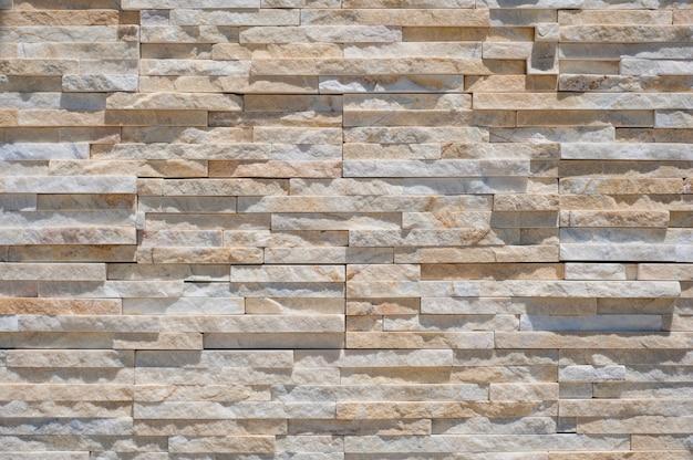 Mur de briques moderne pour le fond