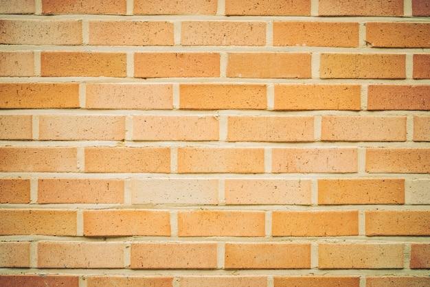 Mur de briques en pierre