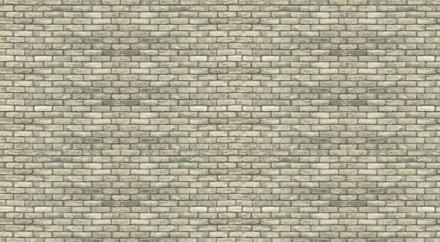 Mur de briques rétro