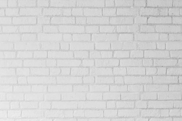 Mur de ciment de briques blanches abstraites