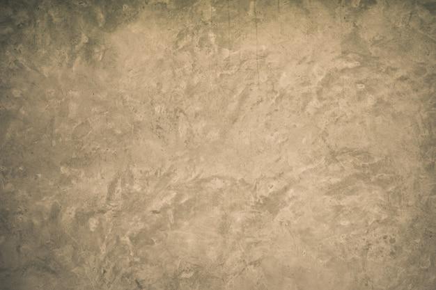 Mur de ciment brut et crack ou abstrait de mur de béton
