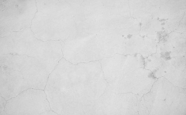 Mur de ciment fissuré
