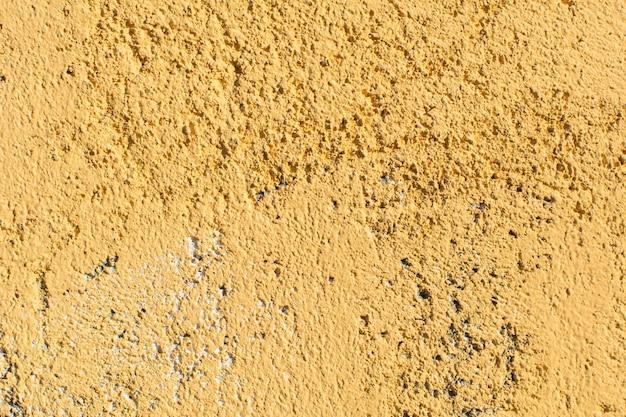 Mur de ciment ou de plâtre et fond vide