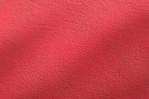 Mur de ciment rouge texture grunge