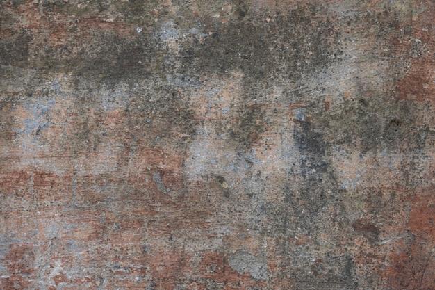 Mur de ciment spoiled