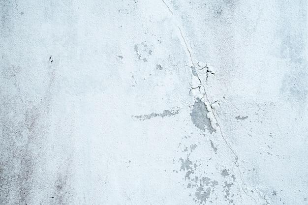 Mur fissuré, mur de ciment