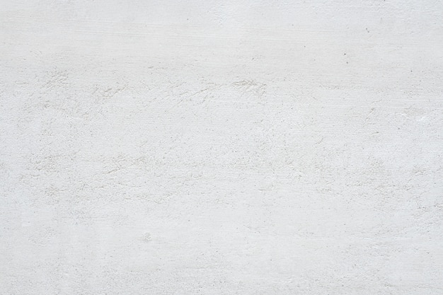 Mur de fond de texture béton brut grunge blanc