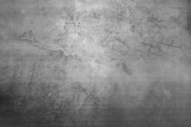 Mur de grunge béton couleur gris foncé et noir pour fond vintage de texture