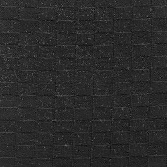 Mur de gypse noir