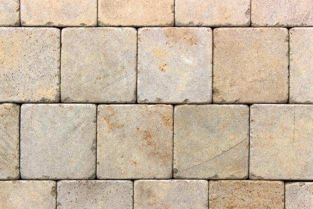 Mur jaune en pierre naturelle, carrelage décoratif écologique. fond ou texture.