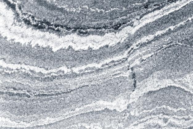 Mur en marbre argenté