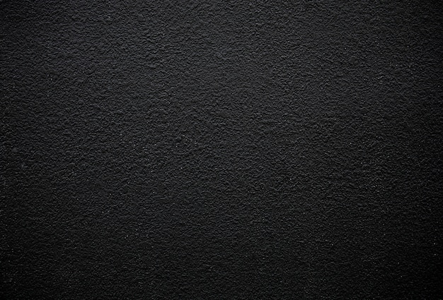 Mur noir foncé fond grunge texturé