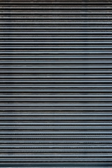 Mur noir et gris à rayures droites