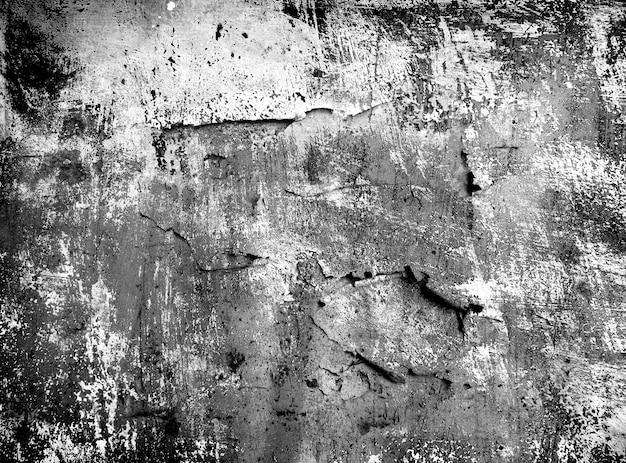 Mur noir grunge