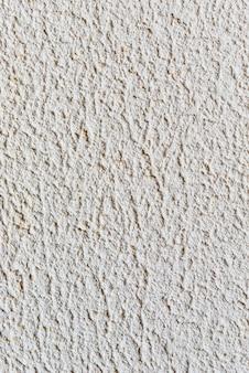 Mur de pêche avec plâtre décoratif texturé blanc, adapté pour un écran de veille ou un papier peint de bureau