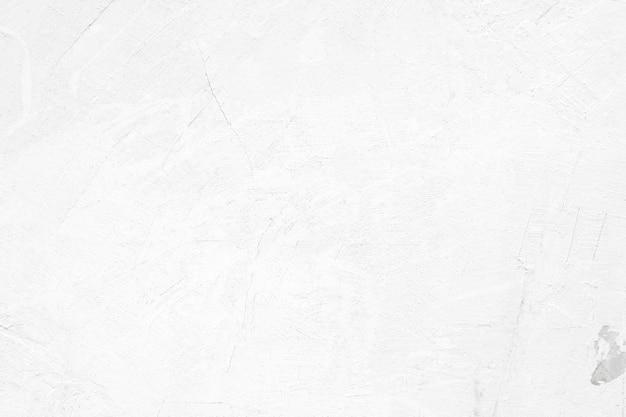 Mur de peinture de surface en pierre de béton blanc