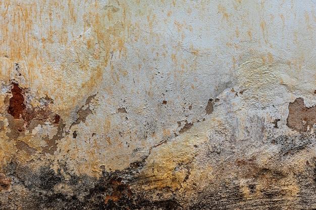 Mur pelé, brique, texture de mur, peut être utilisé comme arrière-plan. texture de brique avec des rayures et des fissures.