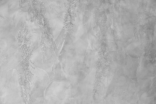 Mur de pierre avec des fissures et des rayures, gris et blanc, fond, pierre, marbre